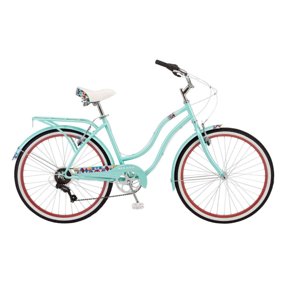 Kulana 26-Inch Women's Cruiser Bicycle