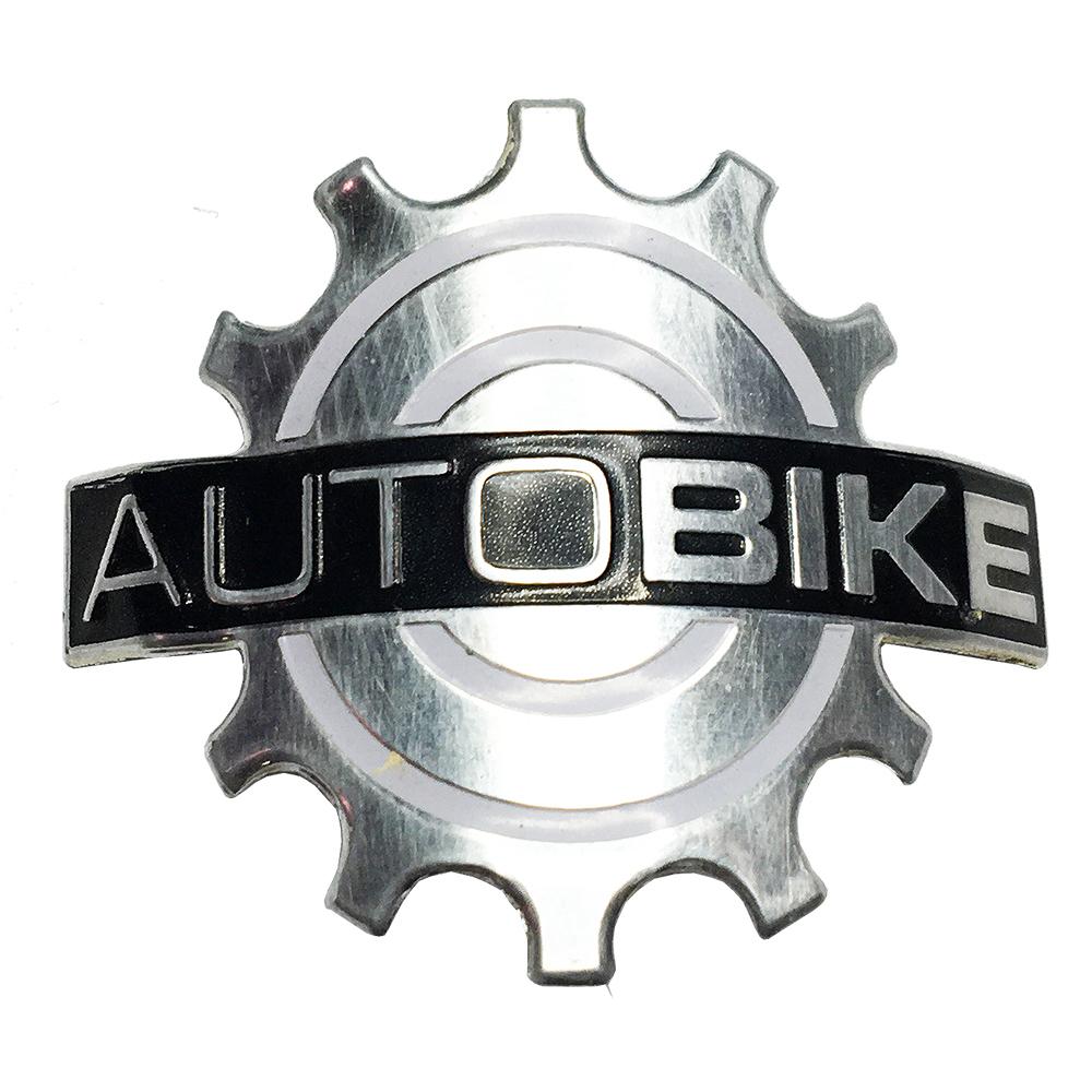 AutoBIKE Head Badge